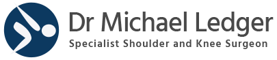 Dr Michael Ledger Specialist in Shoulder and Knee Surgeon